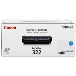 Image of Canon Cyan Toner Cartridge - For Canon Lbp9100cdn