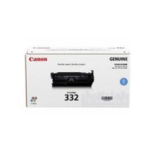 Image of Canon 332 Cyan Toner Cartridge 6,400 Pages Cyan