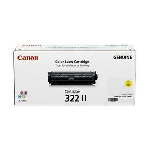 Image of Canon Yellow Toner Cartridge - For Canon Lbp9100cdn