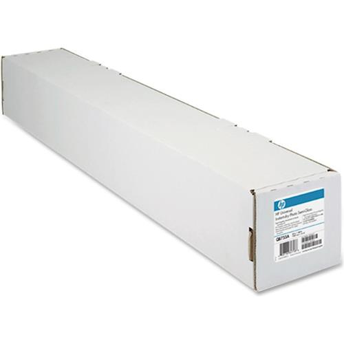 Image of Hewlett Packard Hp Universal Instant-dry Satin Photo Paper 1067 Mm X 30.5 M 42in X 100 Ftgraphics