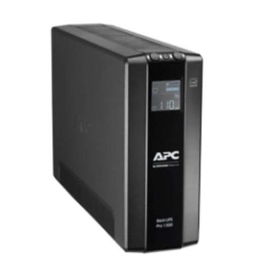 Image of Apc Back-ups Pro With Avr & Lcd Br1300mi Tower 1300va Ups