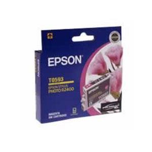 Image of Epson R2400 Magenta Ink Cartridge C13t059390