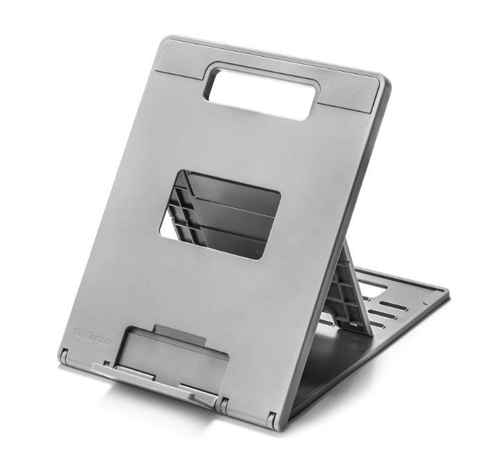 Image of Kensington K50421ww Ktg Easy Riser Go 14in Laptop Stand Grey