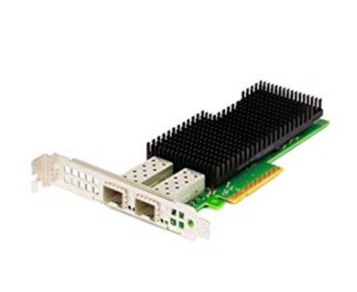 Image of Intel Xxv710da2 Dual Port, 25gbe, Ethernet Adapter, Xxv710-da2, Sfp28, Lp/ Full Bracket