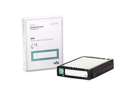 Image of Hp Rdx 4tb Removable Disk Cartridge Part# Q2048a