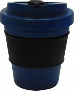 EcoSouLife All Natural BioSip Coffee Cup Navy 350ml