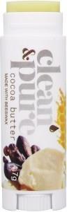 Clean & Pure Cocoa Butter Lip Balm 4.7g