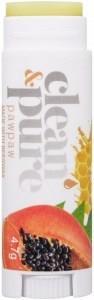 Clean & Pure Pawpaw Lip Balm 4.7g