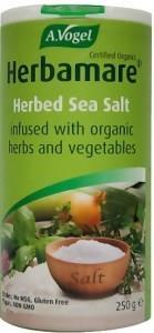 Image of A.Vogel Organic Herbamare Original Sea Salt G/F 250g