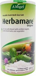 Image of A.Vogel Organic Herbamare Original Sea Salt G/F 500g