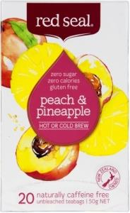Red Seal Peach & Pineapple 20Teabags
