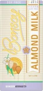 Bonsoy Almond Milk 1L