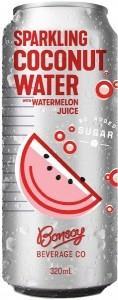 Bonsoy Sparkling Watermelon Coconut Water 320ml