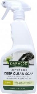 Oakwood Leather Care Deep Clean Soap 500ml