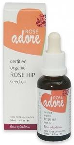 Love Oils Rose Adore Organic Rose Hip Seed Oil 30ml