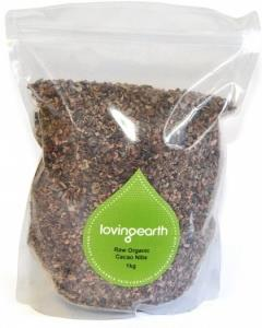 Loving Earth Cacao Nibs 1kg