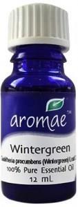 Aromae Wintergreen Essential Oil 12ml