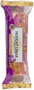Nougat Limar Violet Almond Soft Nougat 150g