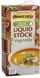 Massel Organic Liquid Vegetable Stock 1L