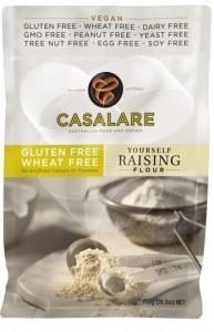 Casalare YOURSELF Raising Flour 750g