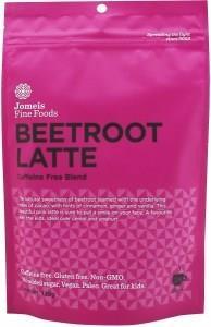 Jomeis Fine Foods Beetroot Latte G/F 120g