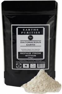 Earths Purities Diatomaceous Earth Repair From Within 250g