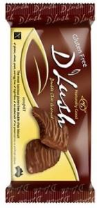 Naturally Good D'Lush Doble Choc Biscuits G/F 150g
