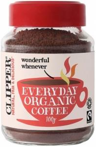 Clipper Everyday Organic Coffee 100g
