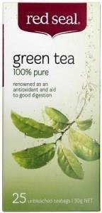 Red Seal Green Tea 25Teabags