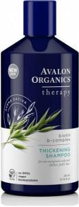 Avalon Organics Biotin B Complex Thickening Shampoo 400ml