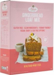 Melindas Gingerbread Loaf G/F Pre-Mix 380g