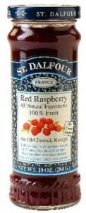 St Dalfour Red Raspberry Fruit Spread 284g