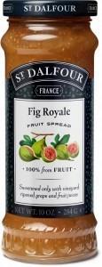 St Dalfour Royal Fig Fruit Spread 284g