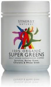 Synergy Organic Super Greens Powder 200g
