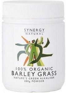 Synergy Organic Barley Grass Powder 200g