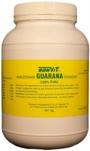 Bonvit Guarana Powder 100% 1kg