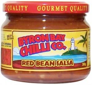 Byron Bay Chilli Smokey Red Bean Salsa 300g