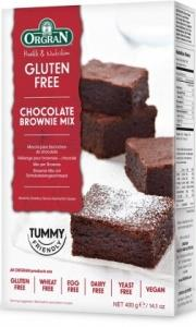 Orgran Brownie Mix Choc Flavour G/F 400g