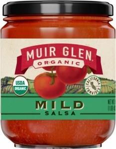 Muir Glen Salsa Mild 454gm