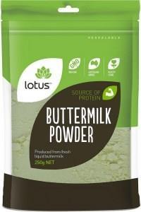 Lotus Buttermilk Powder 250gm