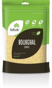 Lotus Bourghal Coarse 500gm