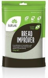 Lotus Bread Improver 250gm