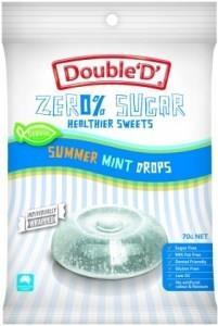 Double Dee Sugar Free Summer Mint Drops 70g