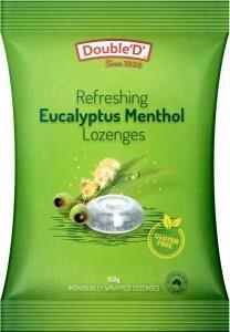 Double D Eucalyptus Drops 150g