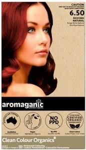 Aromaganic 6.50RN Dark Blonde (Red Natural)