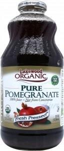 Lakewood Pure Organic Pomegranate 946ml