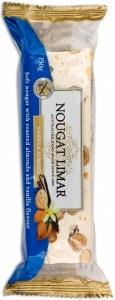 Nougat Limar G/F Vanilla Almond 150g