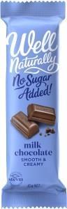 Well,naturally NAS Choc Creamy Milk 16x45gm