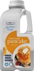 YesYouCan Buttermilk Pancake G/F 300g