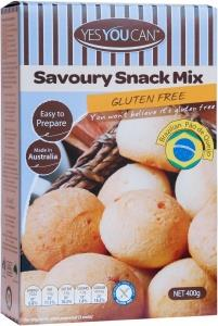 YesYouCan Savoury Snack Mix G/F 400g